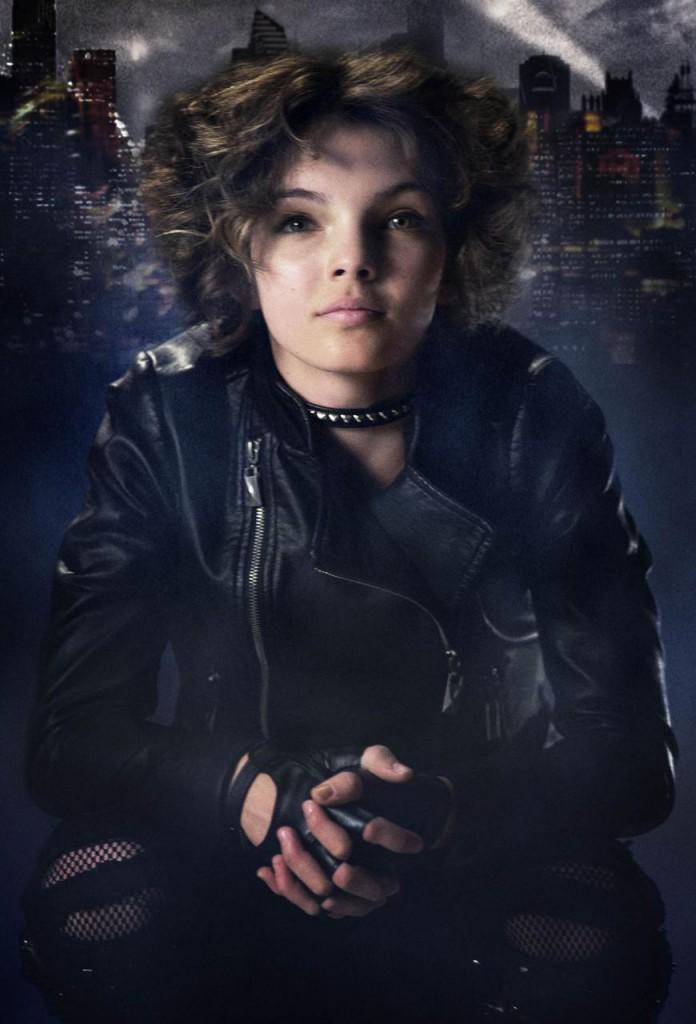 Gotham Cast - Selina Kyle