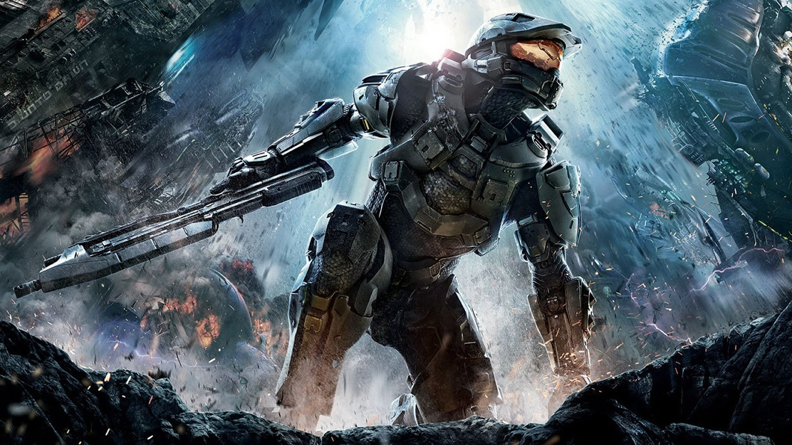 Halo Serie