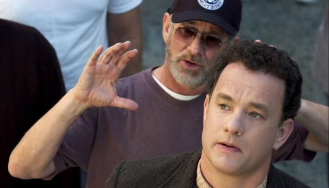 Steven Spielberg Tom Hanks