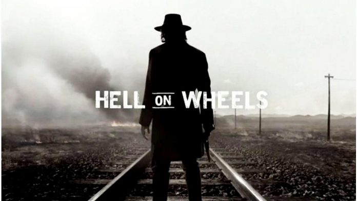 Hell on Wheels Season 4
