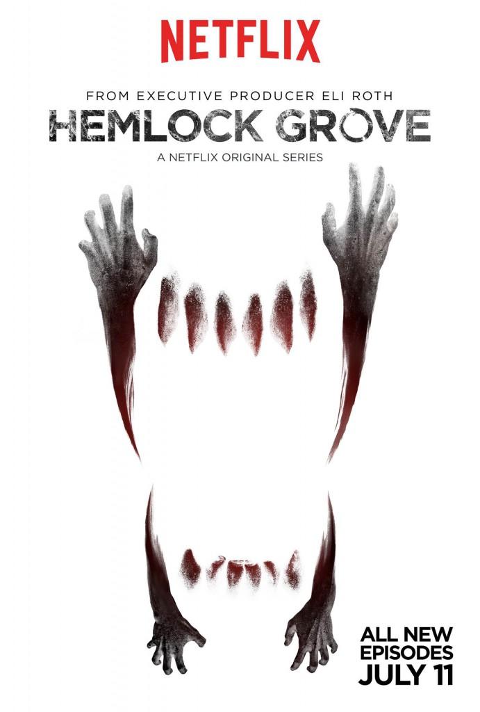 Hemlock Grove Staffel 2 Poster
