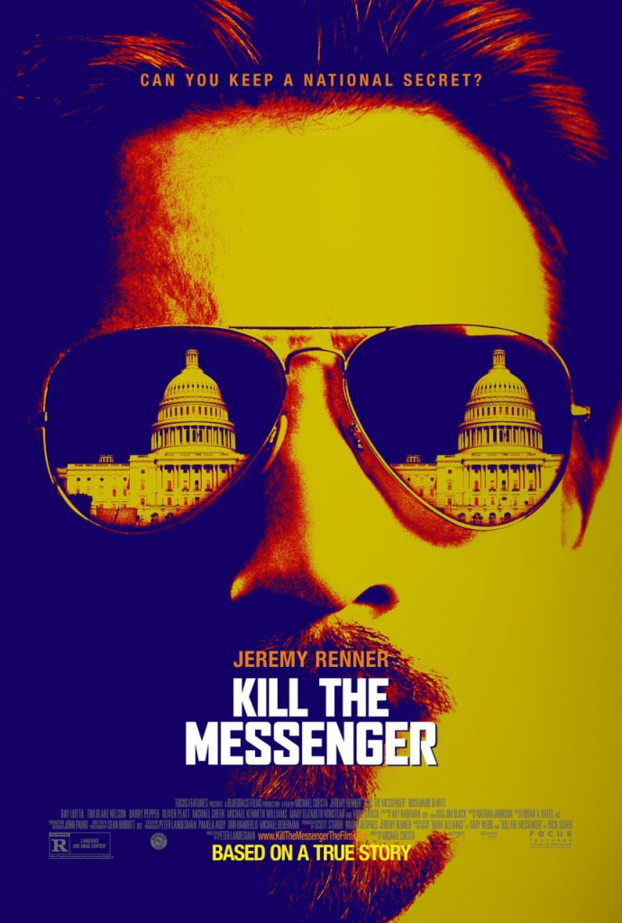 Kill the Messenger Trailer & Poster