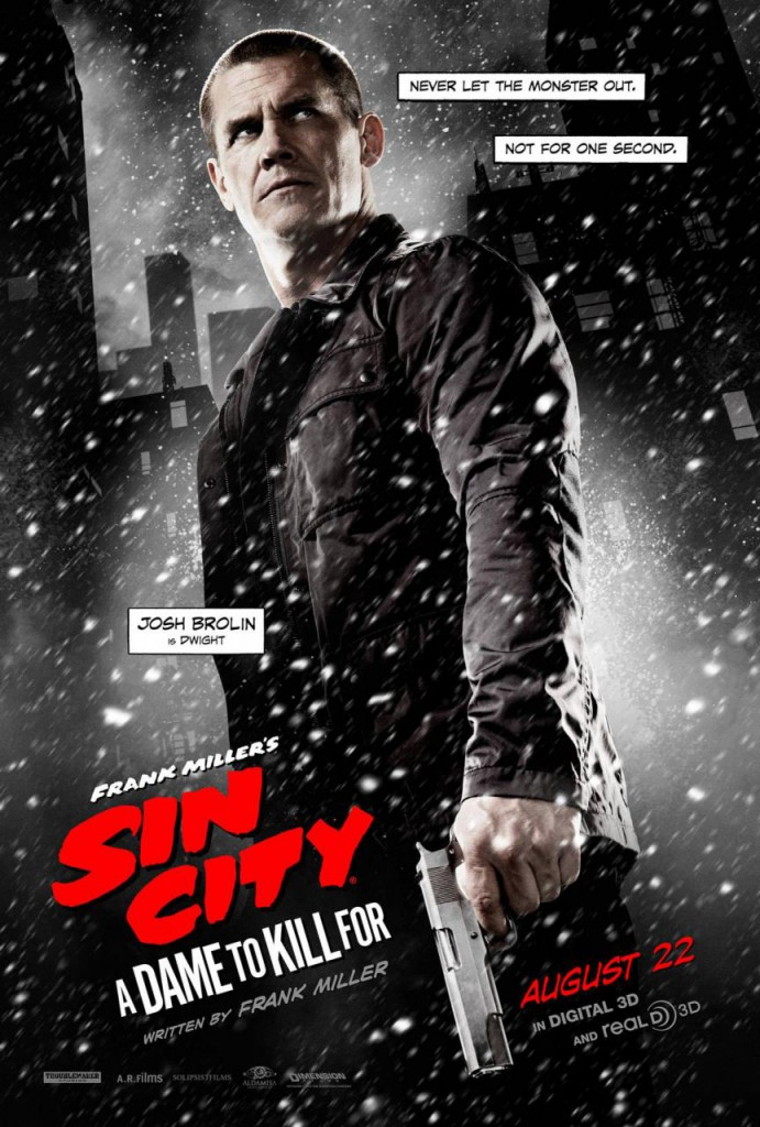 Sin City 2 Plakate Brolin