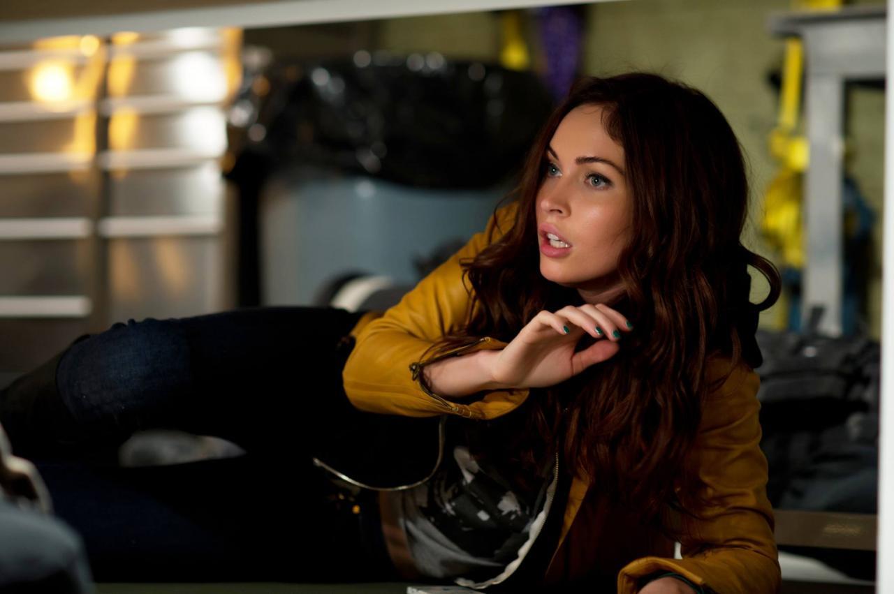 Neue Bilder Von Megan Fox Als April Oneil Im Neuen Ninja Turtles Film