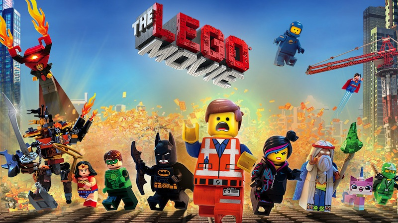 The LEGO Movie (2014) Filmkritik