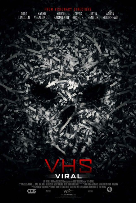 VHS Viral Trailer Poster