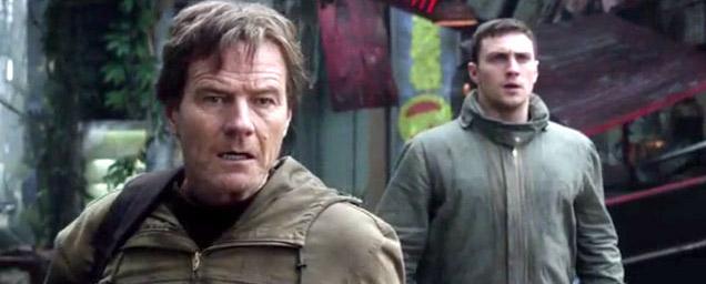 Godzilla (2014) Filmbild 1