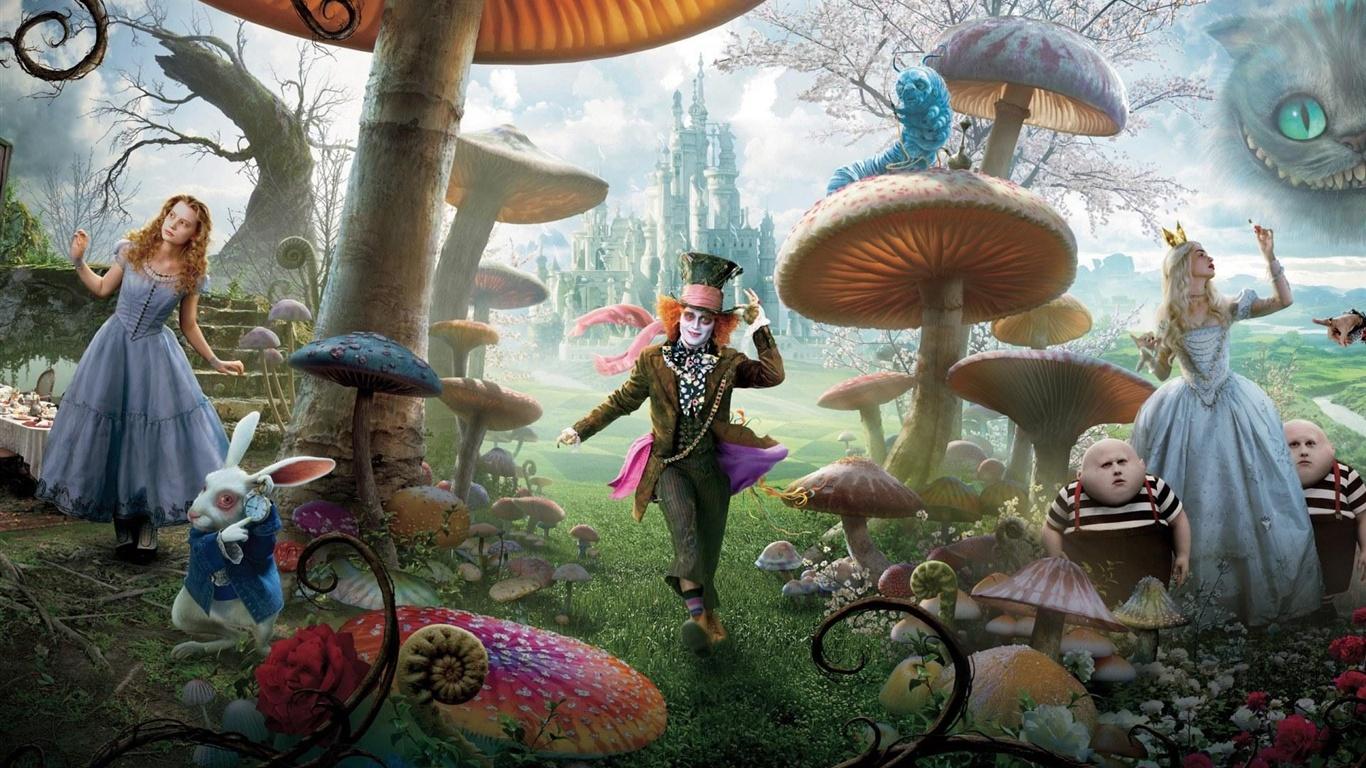 Rhys Ifans Alice im Wunderland 2