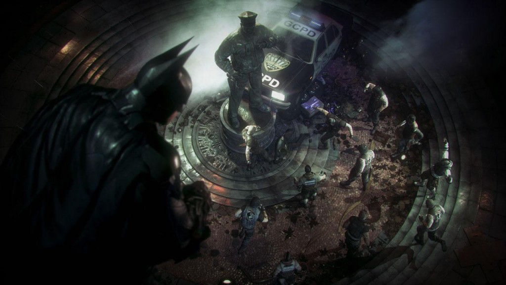 Batman Arkham Knight Screenshots 26