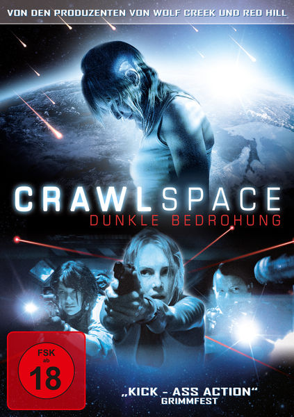 Crawlspace DVD Cover