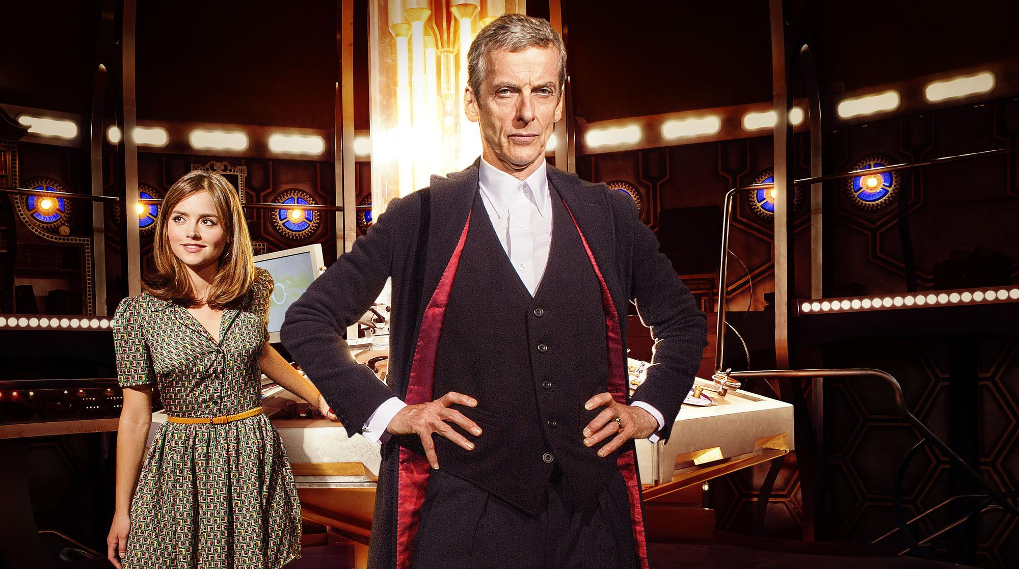Doctor Who Staffel 8