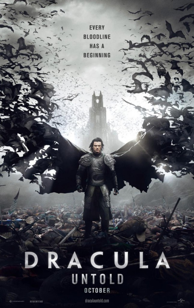 Dracula Untold Poster 1