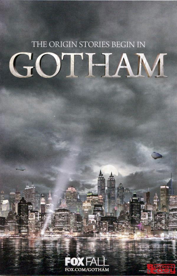Gotham Charakterposter Haupt