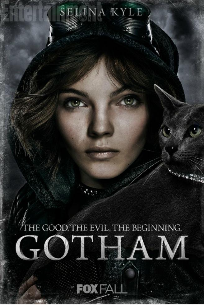 Gotham Charakterposter Selina Kyle