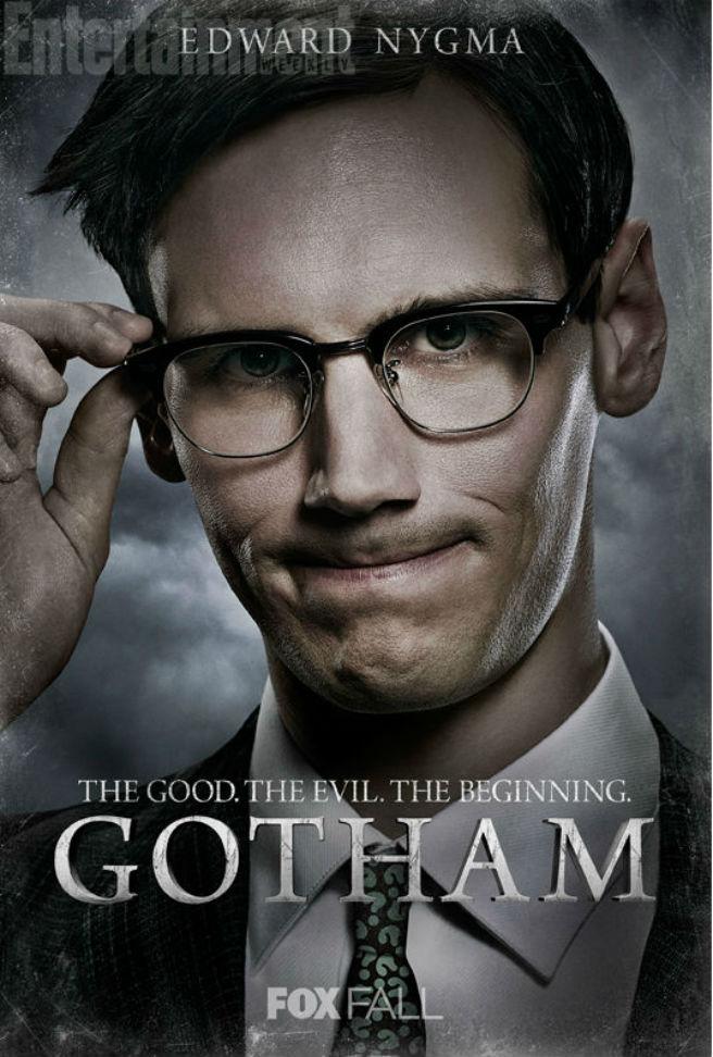 Gotham Charakterposter Edward Nygma