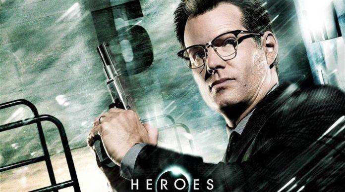 Heroes Reborn Noah Bennet