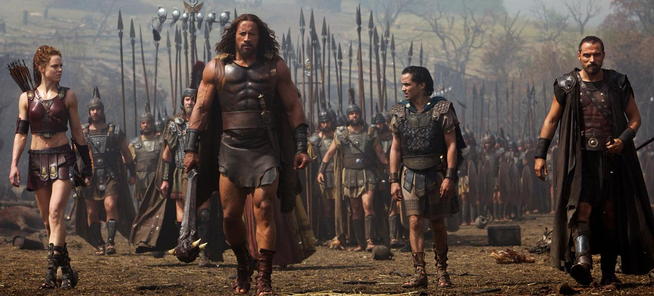 Hercules Trailer