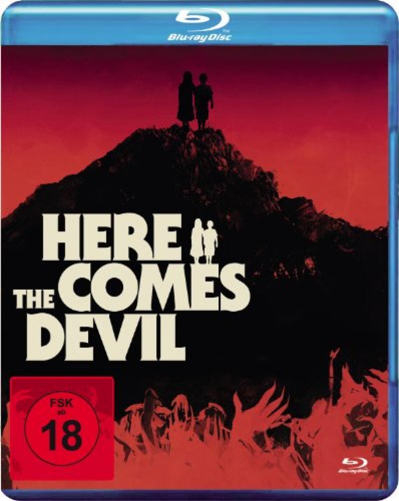 Here Comes the Devil (2012) BluRay Cover