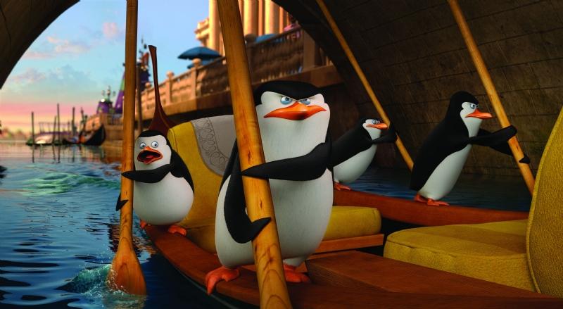 Die Pinguine aus Madagascar Trailer