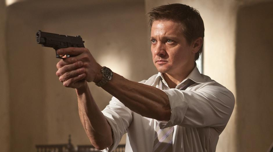 Jeremy Renner Mission Impossible 5