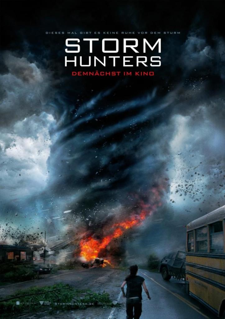 Storm Hunters Trailer und Poster
