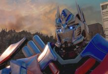 Transformers The Dark Spark Launch Trailer