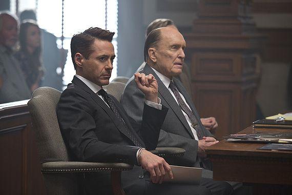 The Judge Trailer