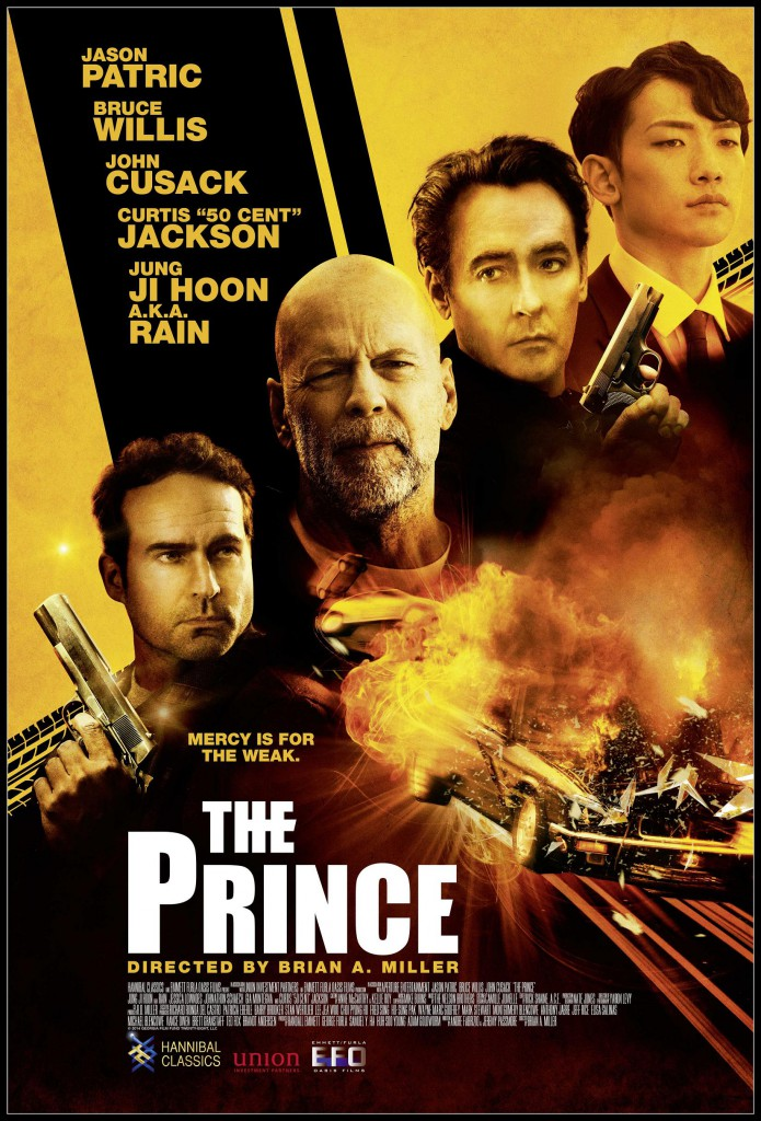The Prince Trailer & Poster