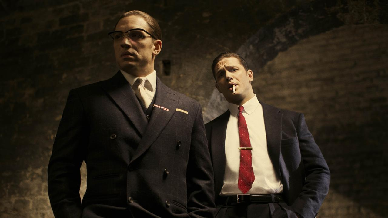 Tom Hardy Kray Twins