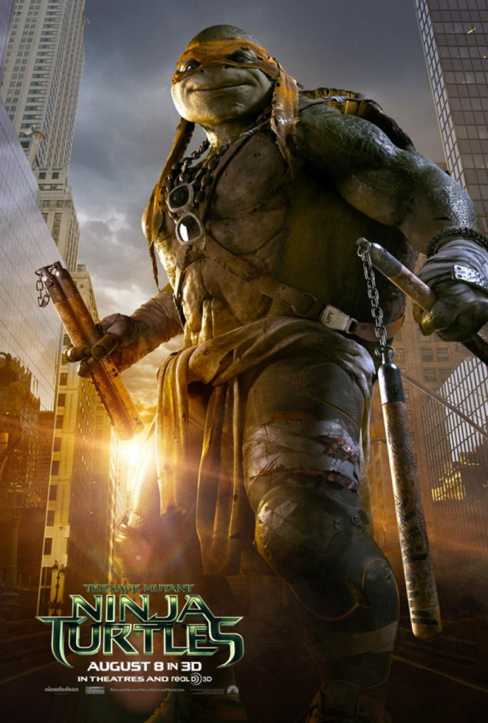 Ninja Turtles Trailer