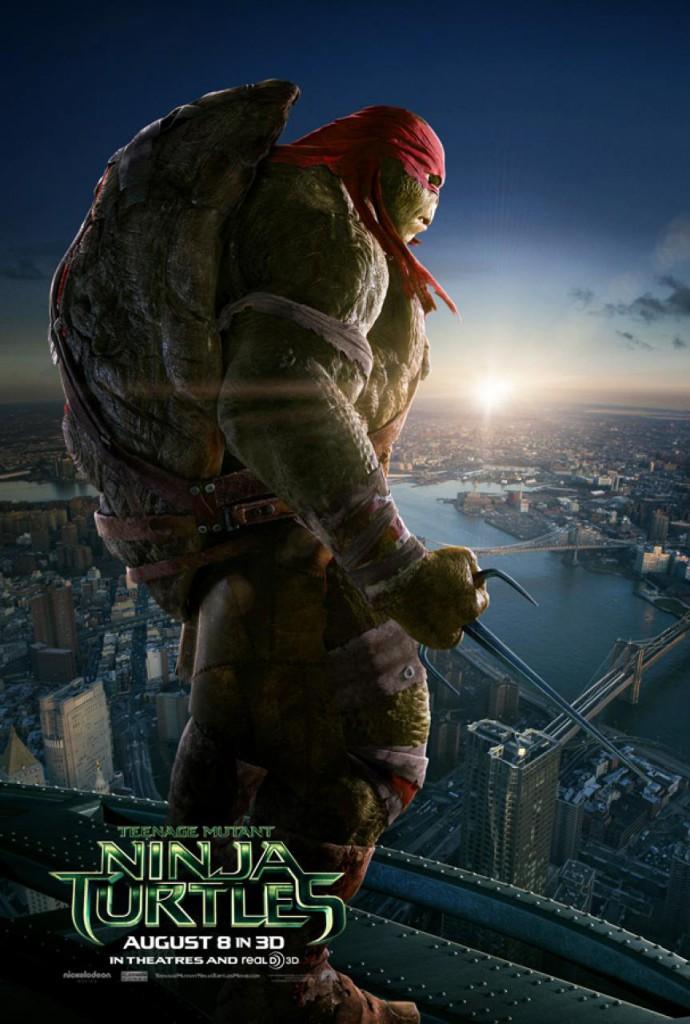Ninja Turtles Trailer 3