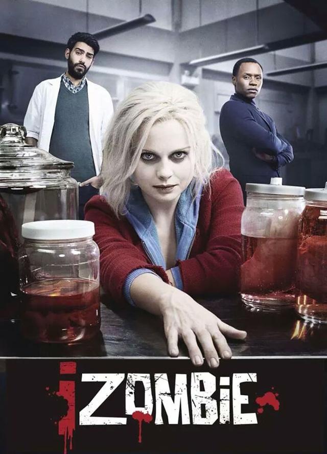 iZombie Poster 2