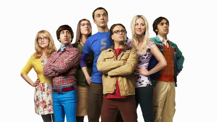 The Big Bang Theory Staffel 8