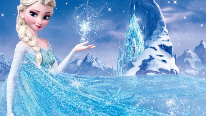 Georgina Haig Elsa