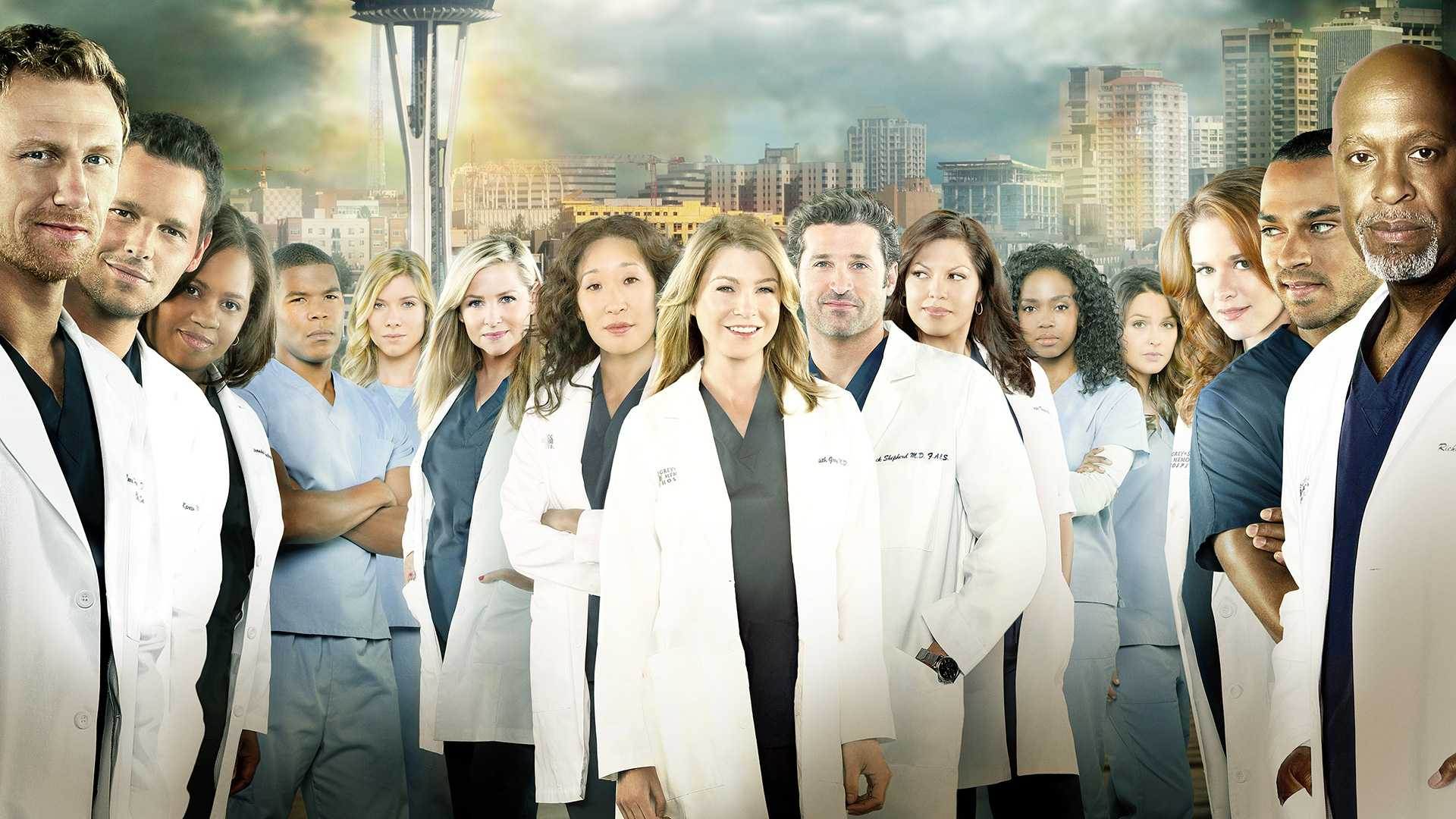Greys Antomy Staffel 11