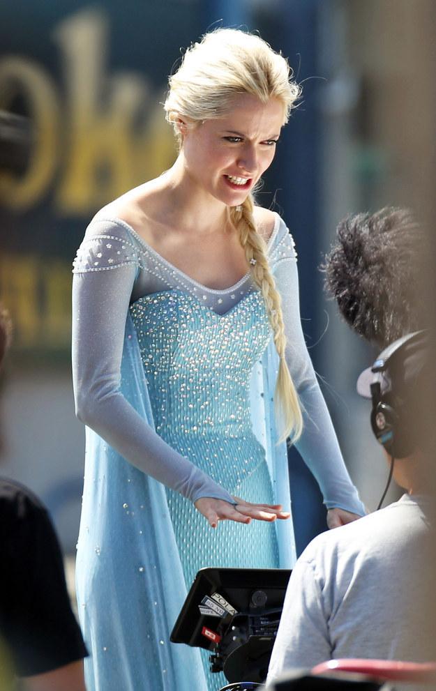 Georgina Haig Elsa 1