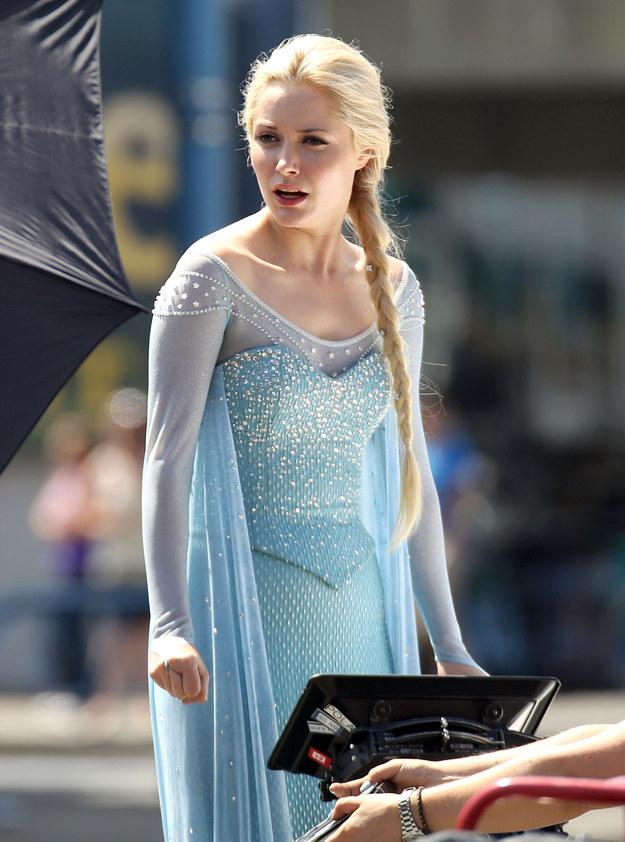 Georgina Haig Elsa 2