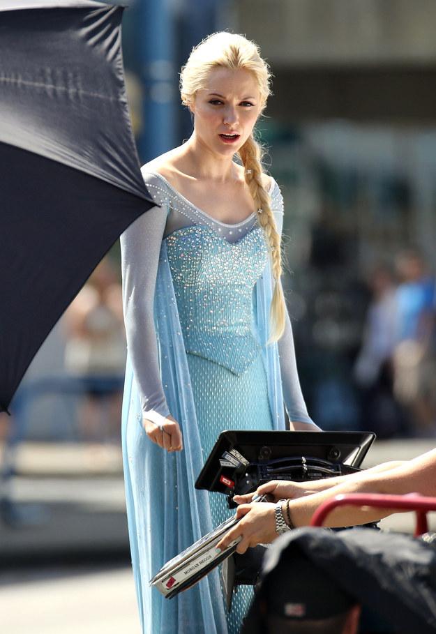 Georgina Haig Elsa 3
