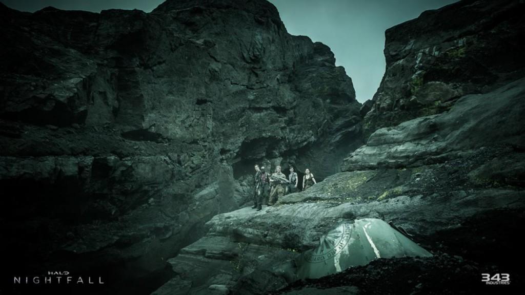 Halo Nightfall Bild 8
