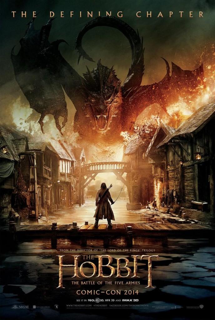Der Hobbit Die Schlacht der fünf Heere Teaser 2