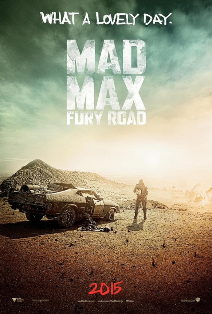 Mad Max Fury Road Trailer 1