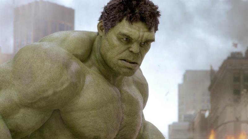 Planet Hulk Ruffalo