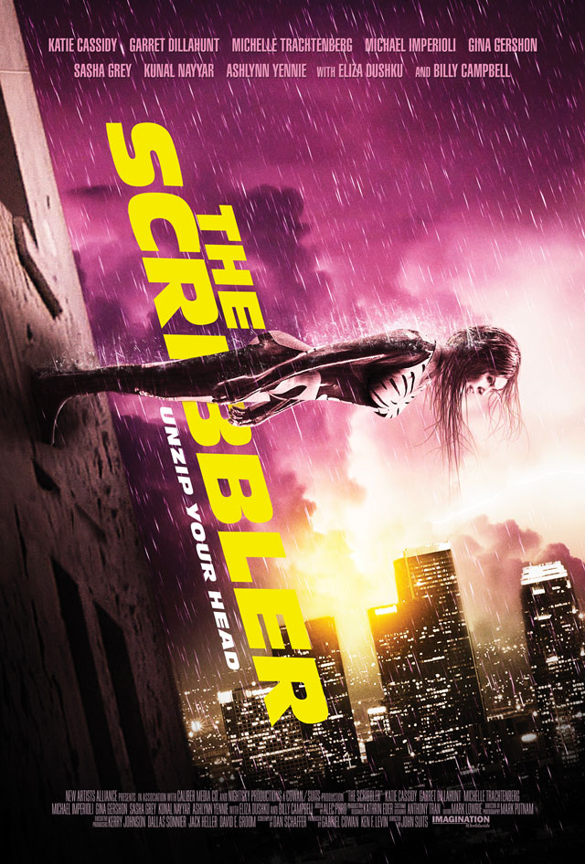 The Scribbler Trailer 1
