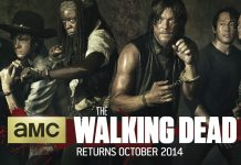 The Walking Dead Season 5 Poster