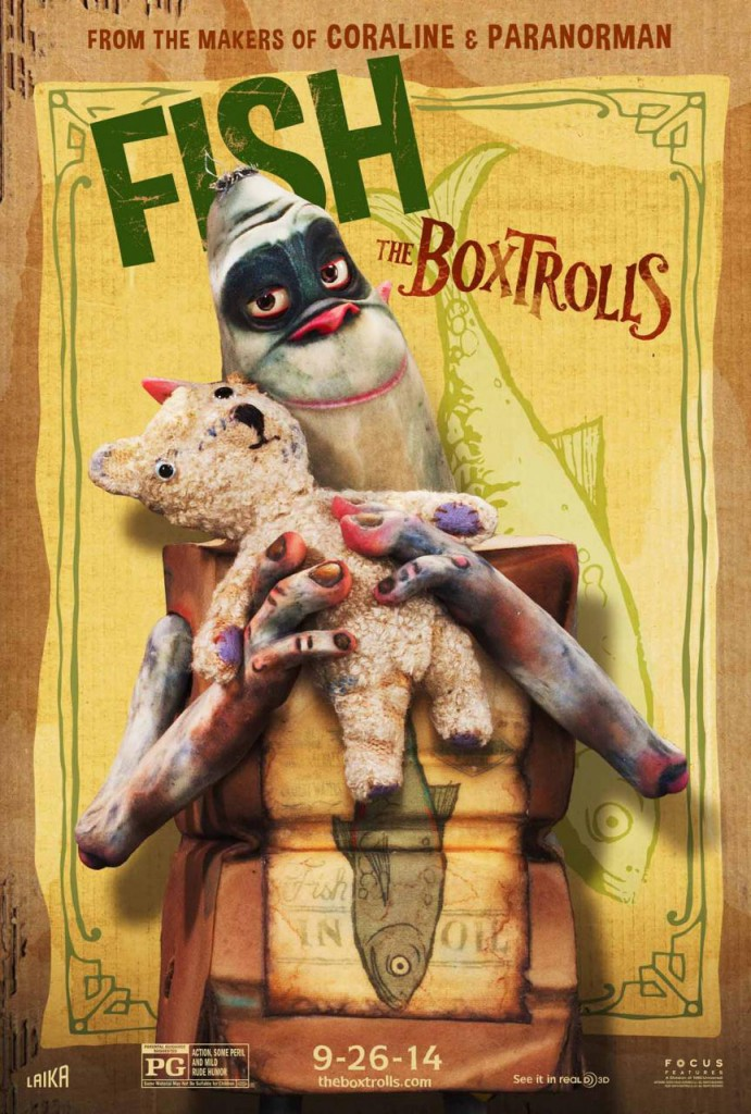 Die Boxtrolls Plakat 4