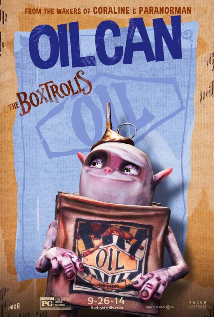 Die Boxtrolls Plakat 5