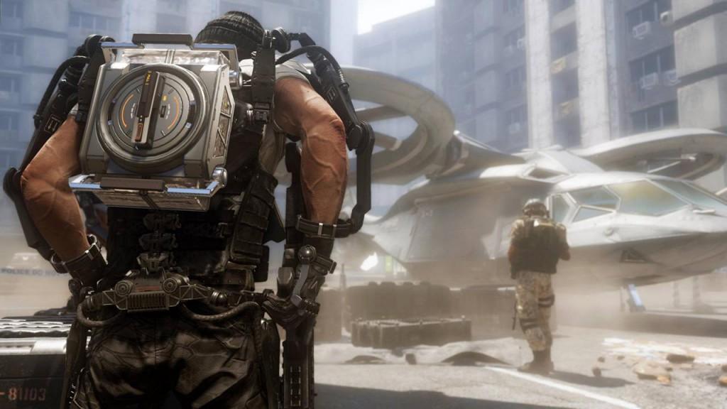 CoDAW5Call of Duty Advanced Warfare Vorschau 5