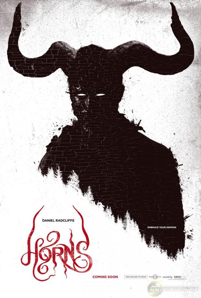 Horns Trailer Poster 1