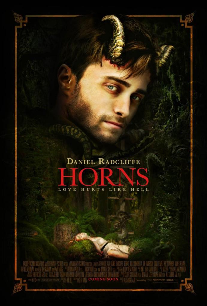 Horns Trailer Poster 2