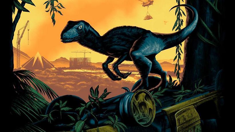 Jurassic World Drehschluss